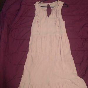 Lavender maxi dress old navy size x-large (14/16)